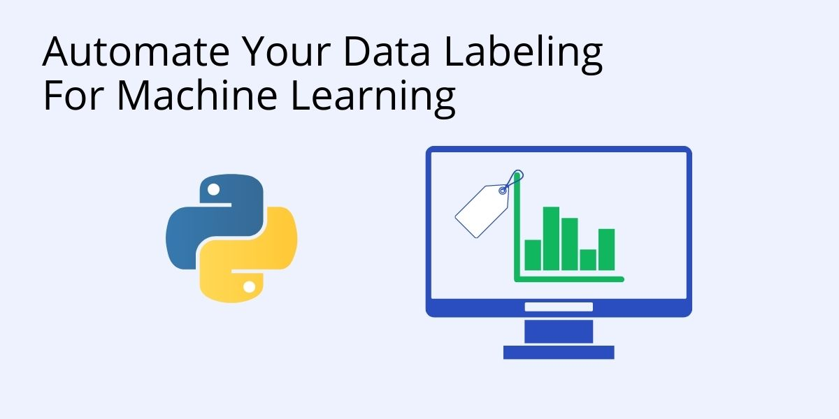 How to label data for machine learning in python qr cover
