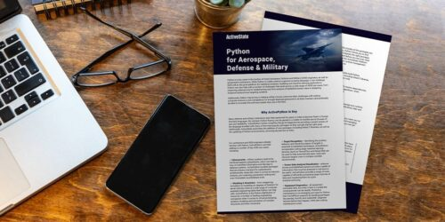 Python for adm datasheet