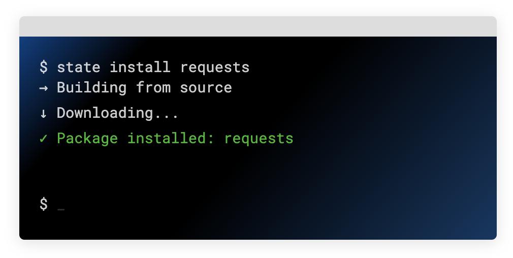 Versatile CLI Python 3.9