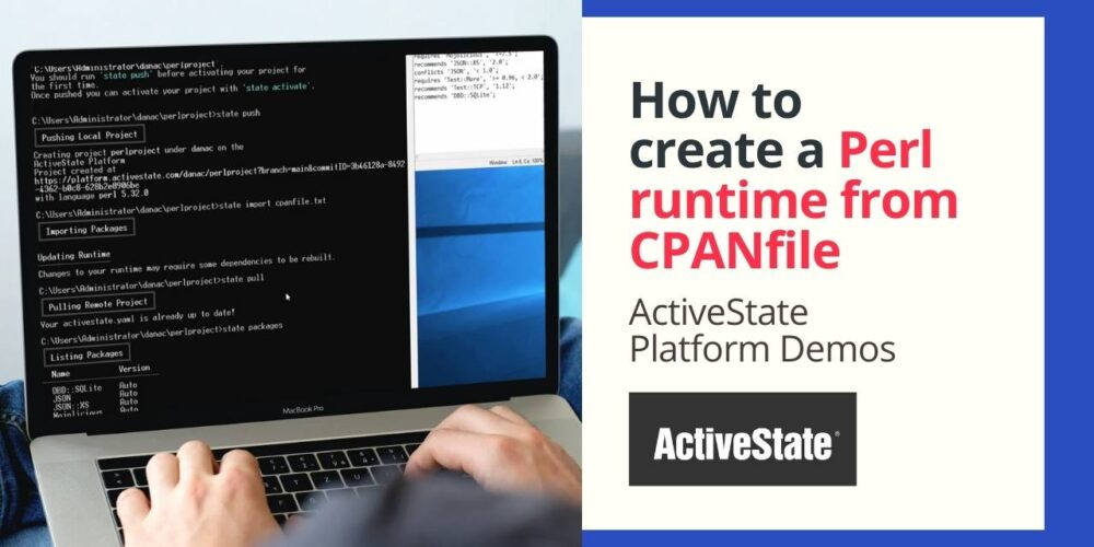 perl runtime CPANfile