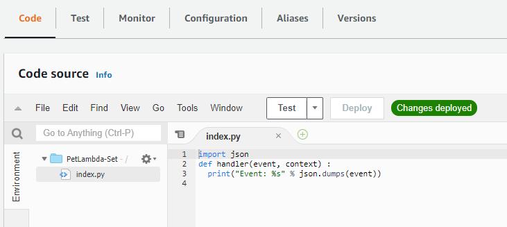 Lambda Functions - Python and AWS Lambda