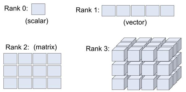 Figure 4 Tensor Shape