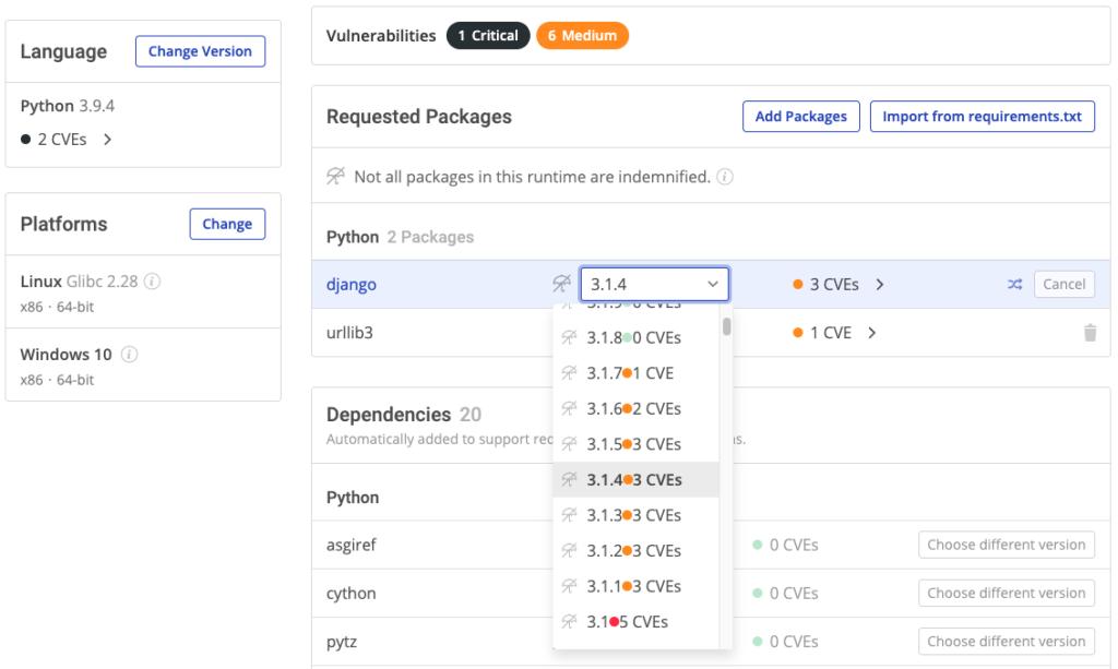 Find and Fix Open Source Vulnerabilities