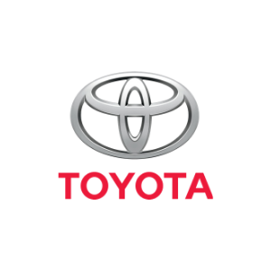 Toyota Colored Logo 300px