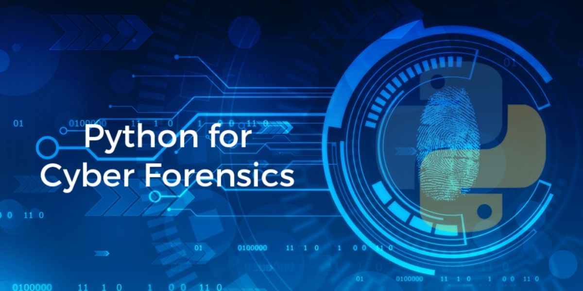 Python for Cyber Forensics