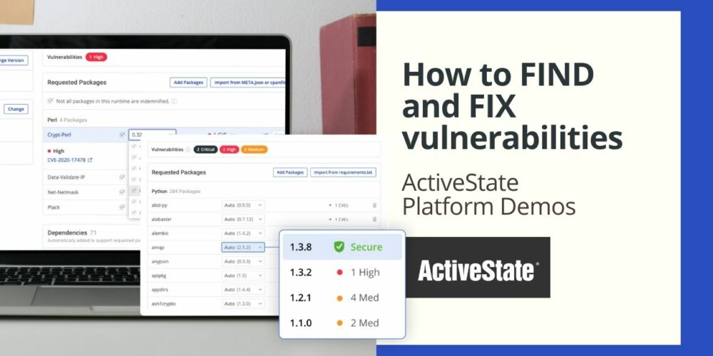 find and fix vulnerability