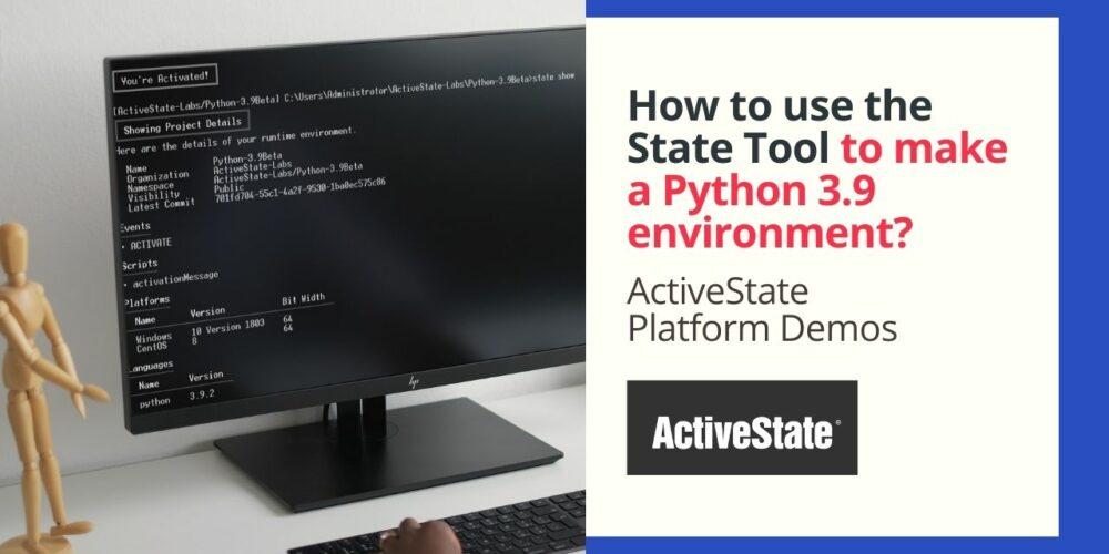 make python 3.9 runtime using cli