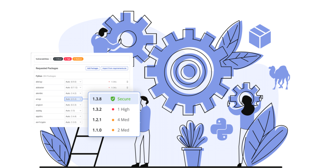 vulnerability remediation ActiveState Platform