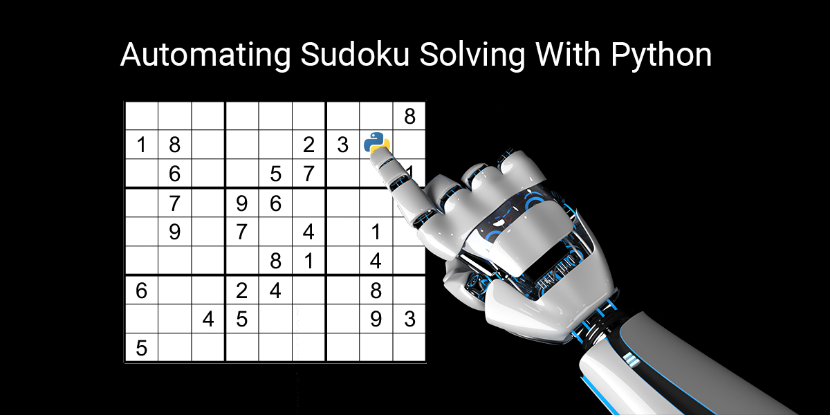 How to build a machine learning algorithm that solves Sudoku puzzles