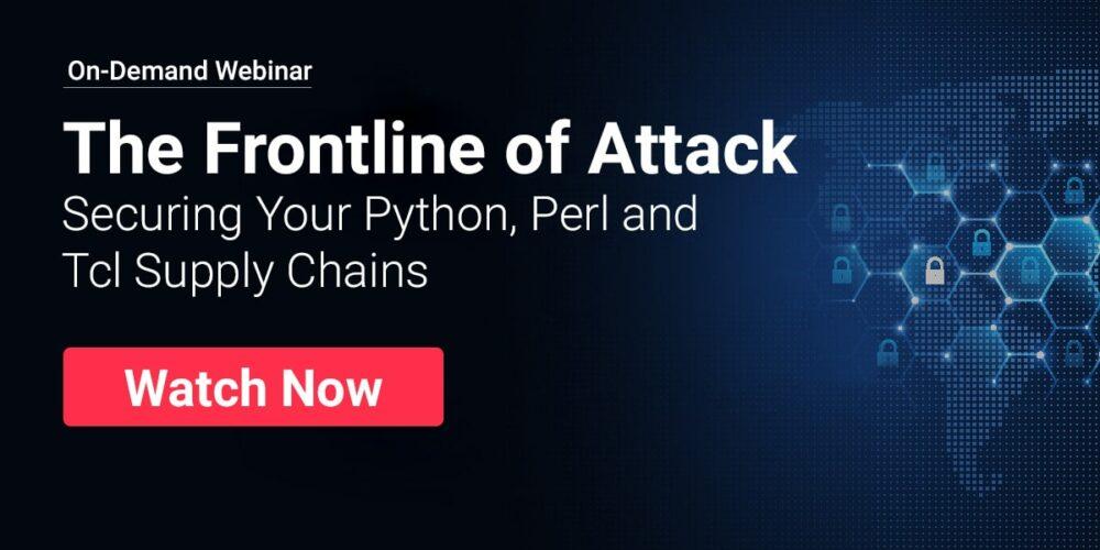 frontline of attack webinar on demand website image