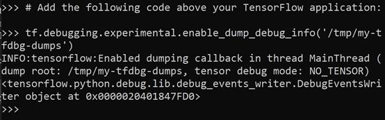 how to debug tensorflow figure 2