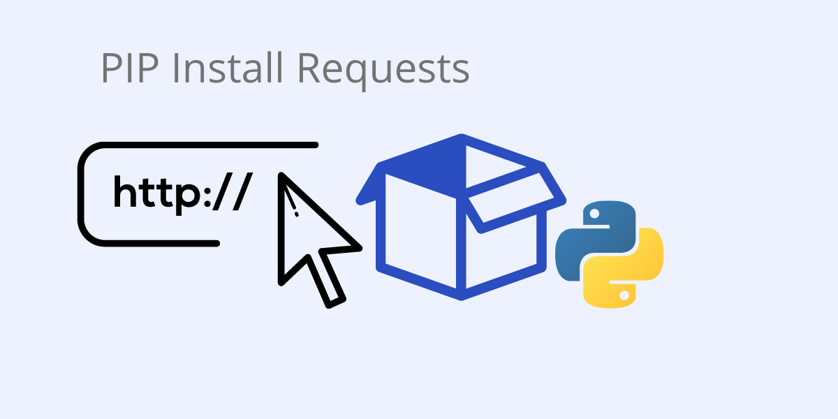 pip install requests