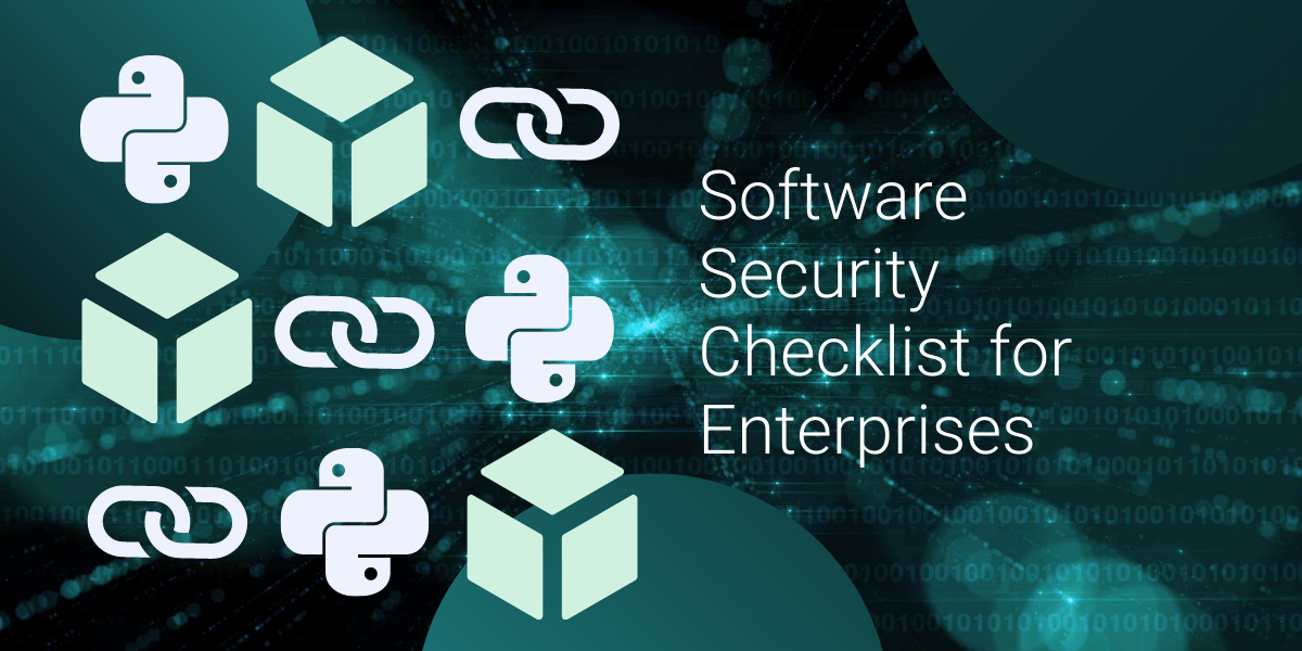 software security checklist