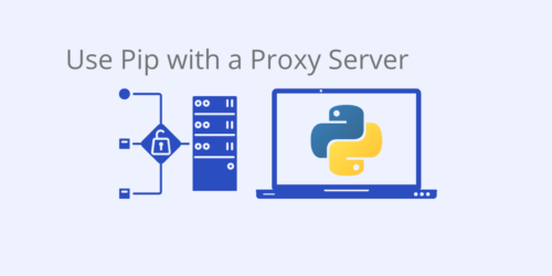 how to pip install proxy